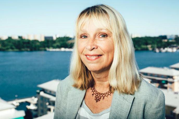 Annette Fredriksson